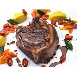 Costata Manzetta D'Abruzzo Dry Aged - Manzetta D'Abruzzo naturalmente buona- Al kg